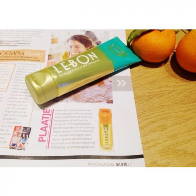 Lebon toothpaste - Sante